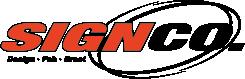 SignCo logo